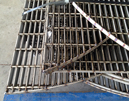 custom-cutting-bar-grating; bar grating fabrication