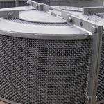 wire cloth refinery grade