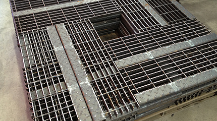 Bar Grating Stair Treads Stair Treads Made From Bar