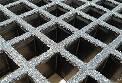 molded fiberglass; fiberglass grating