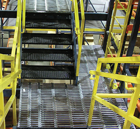 Grate-lock safety grating; safety grating; marco grating