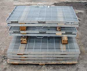 Aluminum-Access-Panels, Bar Grating fabrication