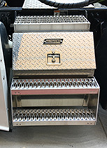 diamond truck tread grating