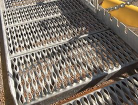 safety walkway grating