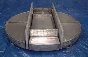 custom vessel internal fabricaton