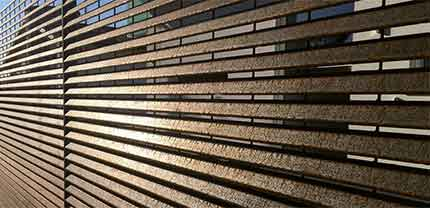 talialive-Louvered-Panel-wall, orsogril talialive