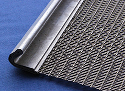Wire Mesh Accessories Hook Strip Edge