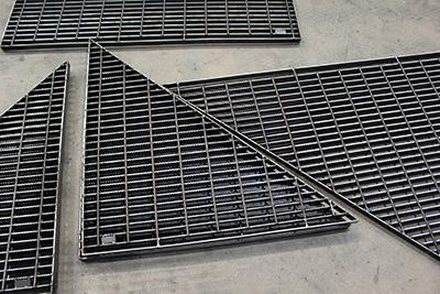 Metal-Bar-Grating-Fabrication, bar grating fabrication
