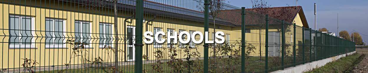 steel used in schools