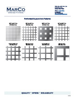 perforated-hole-patterns-square
