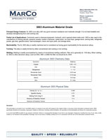 3003-Aluminum-Material-Grade