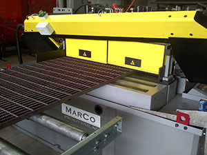 Bar Grating Cutting to Size