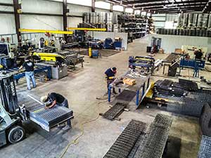 Expanded-Metal-Fabrication