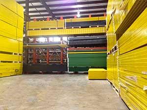 Fully-Stocked-Warehouse-of-Fiberglass-Grating
