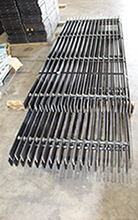 bar-grating-fabrication; fabrication; fabricating; marco fab