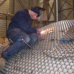 Hex Metal Refractory Lining & Flex Metal
