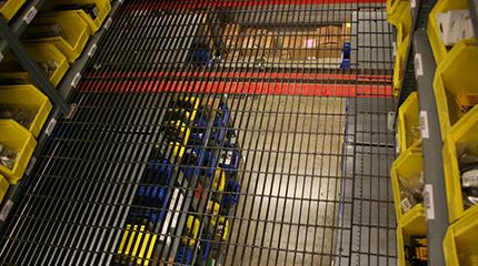 mezzanine-grating; steel grating