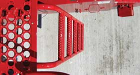 Traction-Tread-Ladder-Rungs and perf-o-grip walkway