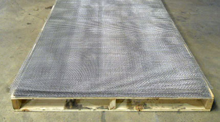 aluminizing-wire-cloth, wire cloth aluminizing