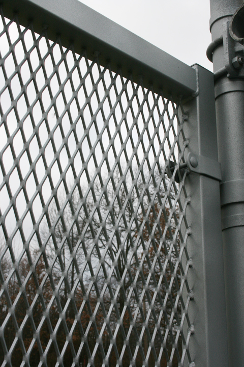 Expanded Security Gate Marco Specialty Steel