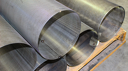 perforated metal fabrication
