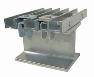 bar grating G-clip