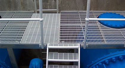 Bar-Grating-Aluminum