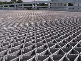 Bridges And Roadway Grating - Bridge Decking - Vehicle Surfaces