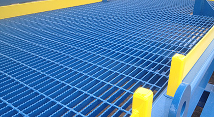 Bar-Grating-Welded