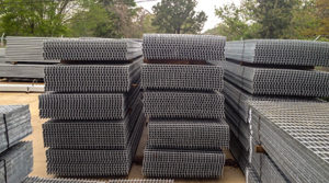 fabricated bar grating