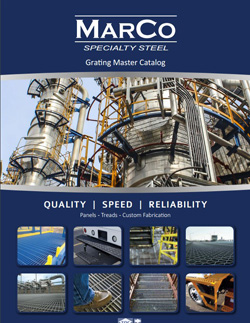 Marco Specialty Steel; Grating Master Catalog