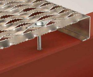 grip strut safety grating diamond washer plank