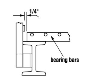 I-Beam and Handrail
