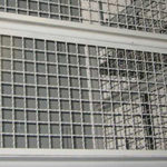 space cloth wire mesh