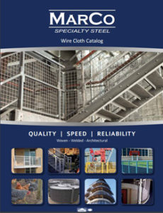 Wire Cloth Catalog