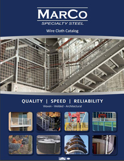 Wire Cloth Catalog