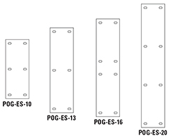Perf-O Grip_Splice Plate Kit different options