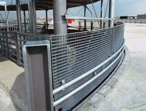 Architectural-Bar-Grating-Press-Lock-Grating, Bar Grating Infill Panels