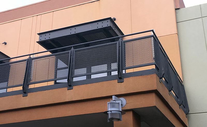 Architectural Perforated Metal Round Hole Marco