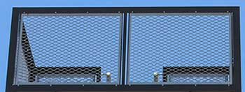 Expanded-Metal-Infill-Panels-blue-sky