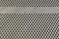 custom punch perforated metal