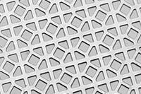 ornamental decorative perforated metal