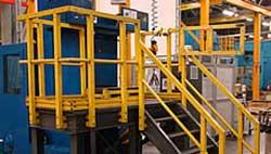 frp structural fiberglass grating
