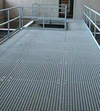 bar grating flooring