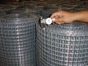galvanized steel wire cloth
