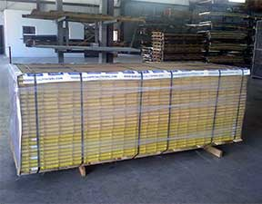 pulturded frp ready to ship