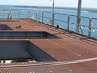 phenolic frp grating offshore