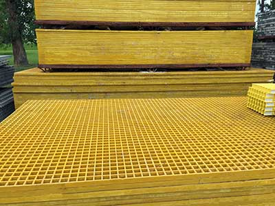 FRP-surplus-molded-grating