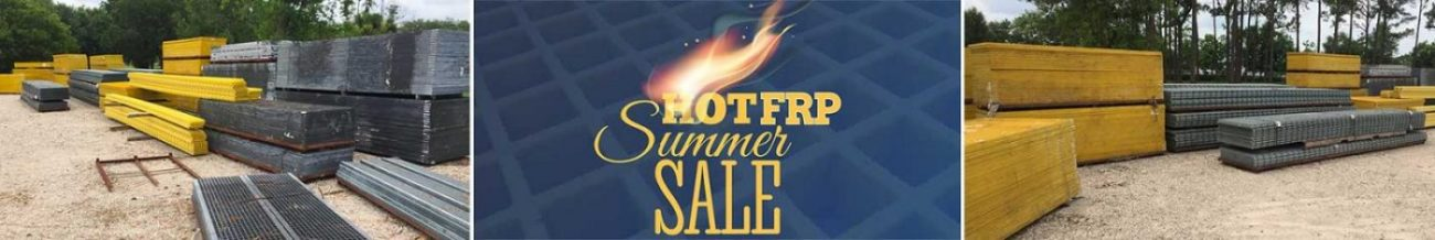 Hot Summer FRP Sale, fiberglass grating sale